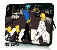 "Stylish Simpson  13"" Nice Laptop Bag Case Cover For 13.3"" Apple Mac Macbook Pro Air For HP Dell Sony"
