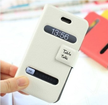 Ultra-thin cell phone sets for iphone 4 4s cell phone protection shell