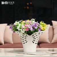 4PCS Furnishings artificial flower decoration flower silk flower dried flowers little daisy
