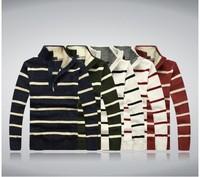 Brand sweaters for men sweater 2014 polo men long sleeveknitting winter casual wool cotton sweater  118