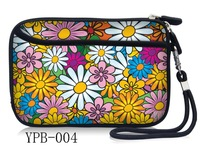 "Free Shipping Carry Daisy HDD Bag Case Cover Holder For 2.5"" Portable Drive Hard Disk"