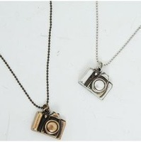 The order of at least $10 (mixed order) A204 retro mini camera long chain necklace wholesale free shipping!!!!!