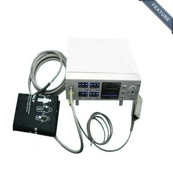 EMS Free ShippingCMS5000B 3-Parameter Pulse Rate, SpO2, NIBP Medical Monitoring Device(China (Mainland))