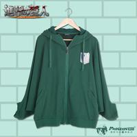 Attack on Titan Shingeki no Kyojin Legion Cosplay Costume Jacket Coat Any Size