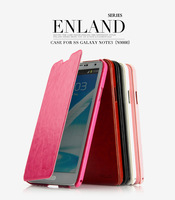 For Samsung Galaxy note3 N9000 Original KLD Enland series PU+Microfiber Flip Leather case + Free Shipping