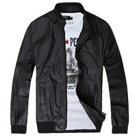New 2013 Autumn Men's Jackets, Jacket for Men, Dark Color, Big Size XXXL, Waterproof, Sport Men, Male Coats, VaLS Brand, Casual