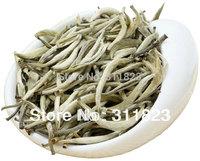 Free shipping NEW Organic Supreme Bai Hao Yin Zhen Silver Needle White Loose Tea China Tea 100g