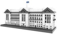 Minions block, The Buckingham Palace model building blocks, LOZ enlighten building block sets free shipping