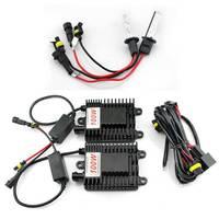 High Power 100W Aminium Housing Hid Xenon Kit 12V H1/H3/H7/H8/H9/H11