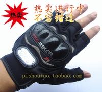 Pro-biker semi-finger mitring ride gloves racing gloves motorcycle gloves 04