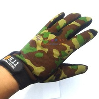 511 full male tactical gloves slip-resistant outdoor hiking ride gloves cycling gloves