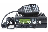 DHL freeshipping +High power 75W  ICOM IC-V8000 VHF 136-174MHz car radio walkie talkie long range with 30km icom ic v8000