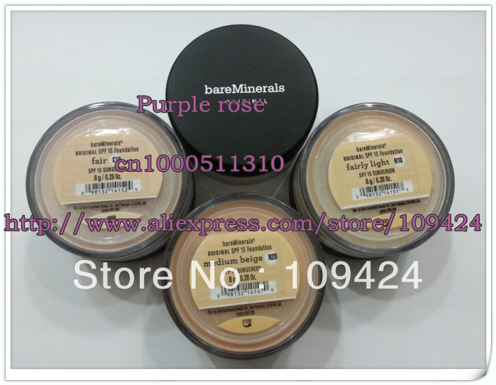 Пудра Makeup ! Escentuals 8g spf15 100 пудра spf 15
