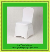Discount Hot Sale Universal Wedding Banquet / Polyester Chair Covers with 4 Pockets Wholesale