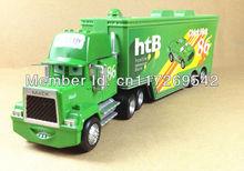 Pixar cars 2 Toys Diecast Metal MACK hauler MACK TRUCK Can put Chick Hicks put in Container 86# hauler Kids TOY(China (Mainland))