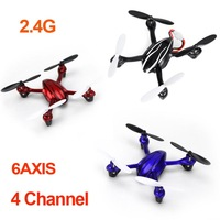 4 Channel Mini UFO 2.4G 360 Eversion 6AXIS Aero Craft RC Quad Copter Helicopter JXD 385 Black/Blue/Red wholesale