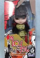 free shipping schoolgirl fantasy Boxed icy doll  baby doll birthday gift schoolgirl Fashion girl favorite birthday  gift