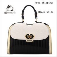 Women are brand diagonal shoulder bag 2013 new wave of European and American fashion new handbags free shipping