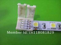 [Seven Neon]Free shipping 300pcs 5050 led strip connector for 10mm FPBC 5050 LED SMD RGB strip connector