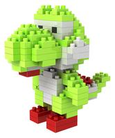 LOZ diamond blocks  building toys  enlighten blocks for children gift free shipping Yoshi super mario