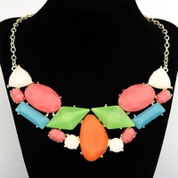 High quality short collar necklace