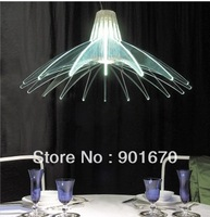 Free Shipping Luceplan Agave pendant lamp acrylic dining lighting hotel lamp  resturant suspent residential lamp