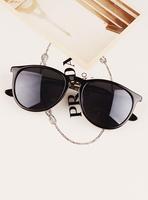 Trend sunglasses 2013 Women anti-uv sunglasses fashion elegant male all-match leopard print
