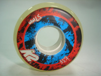 8PCS per Lot Aggressive Skating PU Wheel 85A, Good Agreesive Inline Skating Wheels 55mm 57mm