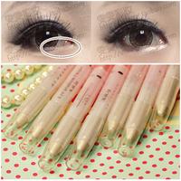 free shipping 18pcs Brighten trimming white eye shadow pen highlight pen pearl pen