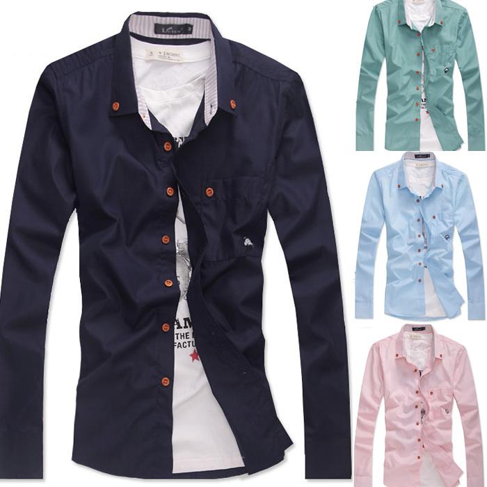 2013-Men-s-Fashion-long-Sleeve-Shirts-Top-Brand-Quality-Summar