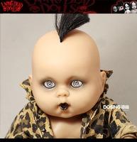 Mezco doll gothic punk baby toy dolls
