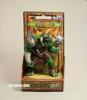 Bbi boxed green tauren hand-done decoration model