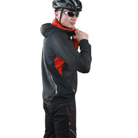 Sobike autumn and winter clothing ride long-sleeve set trench pants