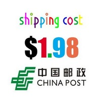 Shipping Cost $1.8 ! Special link for mix order less 9 usd , we can sell samples, but you need pay the post !Thank you