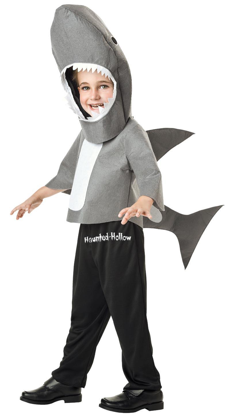 Костюм своими руками акула 45