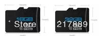 wholesale 32 GB Class 10 32gb micro sd card Transflash TF Card for Cell phone mp3 MP4 mini DVR pen camera mini sd card