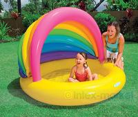 Original 57420 water pool intex inflatable infant swimming pool bathtub sand pool inflatable