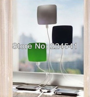 latest Glass Window stickers Solar mobile power supply LED Built-in capacity double fuse batteries 2600 mAh
