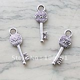 Free shipping,2011 popular pretty jewelry findings metal alloy  pendents 200pieces/lot