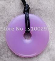 Free ship!!! 100pcs color jade safe pendant mixed color size