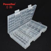 Multifunctional storage box battery box gift box transparent plastic storage box