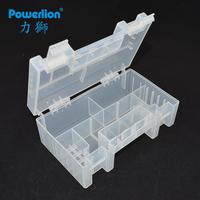 Battery transparent storage box storage box plastic box plastic box 20 5 14