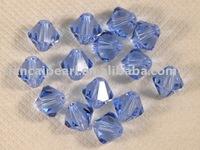 beautiful blue   crystal