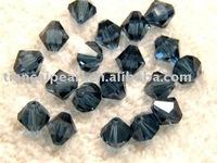 beautiful black  crystal