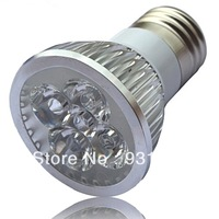 High Power LED Bulb 3W 4W 5W E27 LED Spotlight UV ultraviolet ultra violet Purple 395-405NM Lamp Light 85~265V