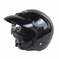 Motorcycle sports helmet ls-2 flight vintage small built-in lens vintage of-561