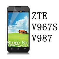 Super Clear Matte Anti-glare Screen Protector For ZTE V967S V987  without Retail Package