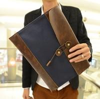 male clutch commercial envelope bag man bag fashion day clutch file bag