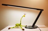 Free shipping Aluminum couplet alloy light modern fashion folding table lamp work lamp ofhead study light