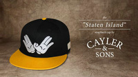 Wholesale cheap Fashion cayler sons south black embroidery basketball Snapback cap baseball hat  hip hop snapbacks sports caps